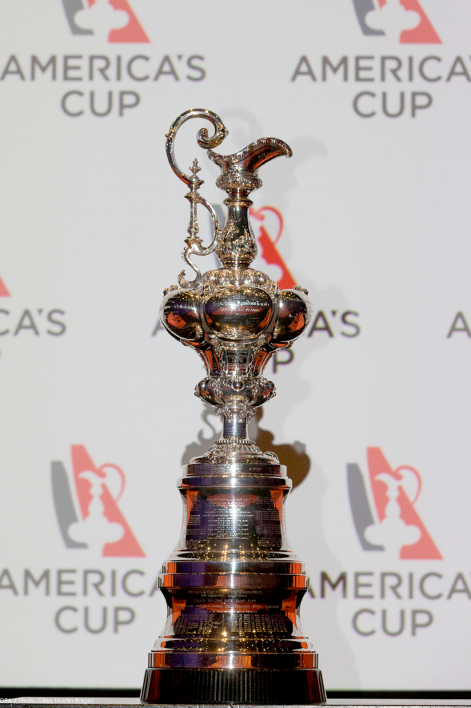 Americas Cup Trophy